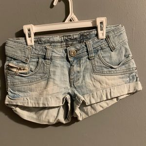 Cute and stylish jean shorts
